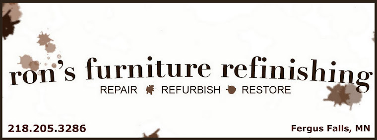 Ron's Furniture Refinishing - Fergus Falls, MN