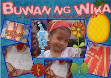 """12th PB Project - Ishi's First """"Buwan ng Wika"""""""