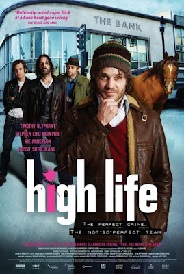Filme Poster High Life DVDRip H.264 Legendado