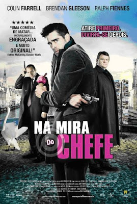 Filme Poster Na Mira do Chefe DVDRip XviD Dual Audio