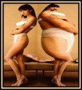 anorexia, distorção da visão
