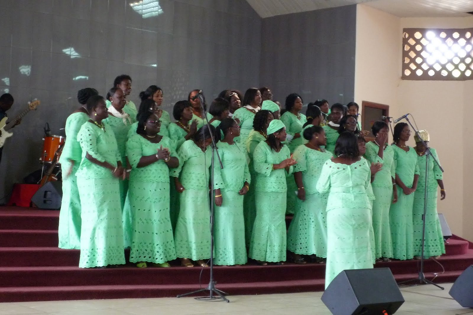 Miracle Life Church: Tema, Ghana
