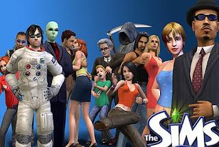 Juego Los Sims la pelicula