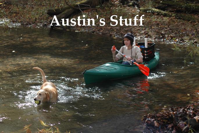 Austin's Stuff