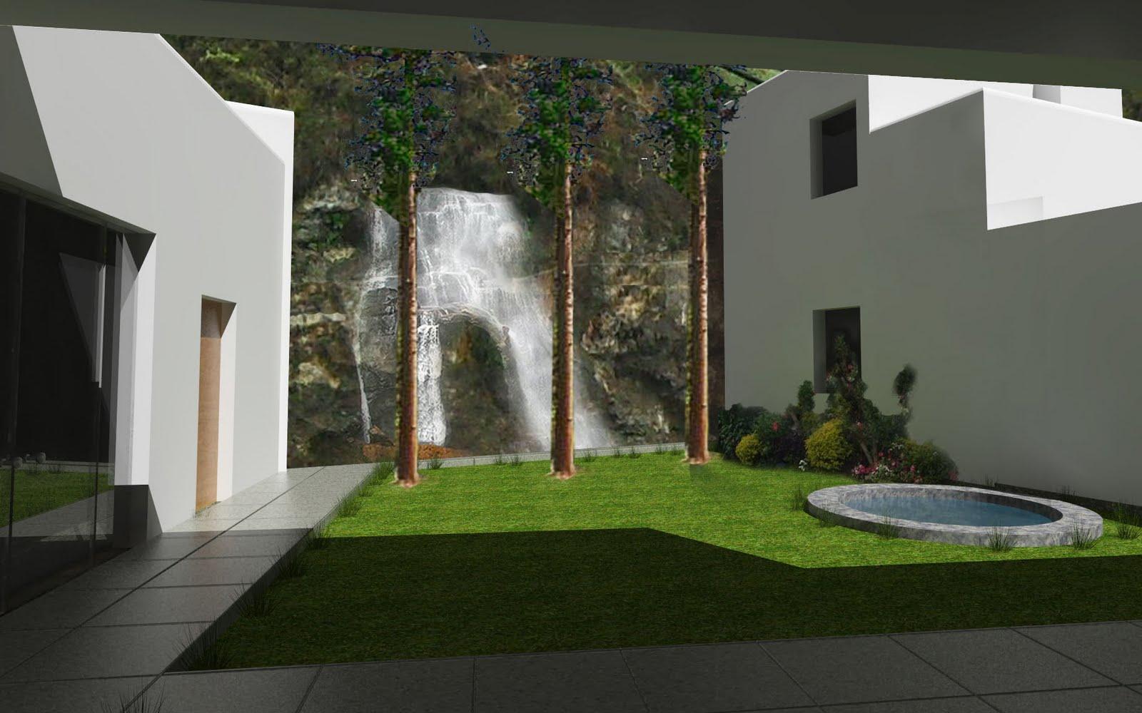 Arquitectura 3d arquitectura casa de playa barranca peru for Programas de arquitectura 3d