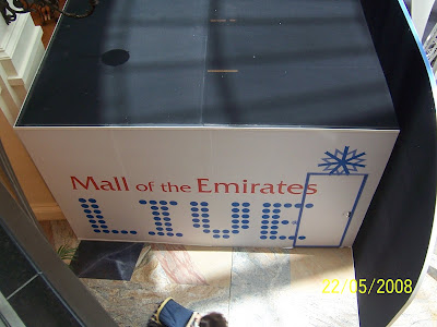 The Mall Of Emirates Dubai.