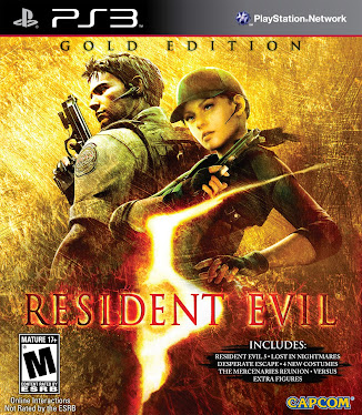 Resident evil Gold Edition/ PS3