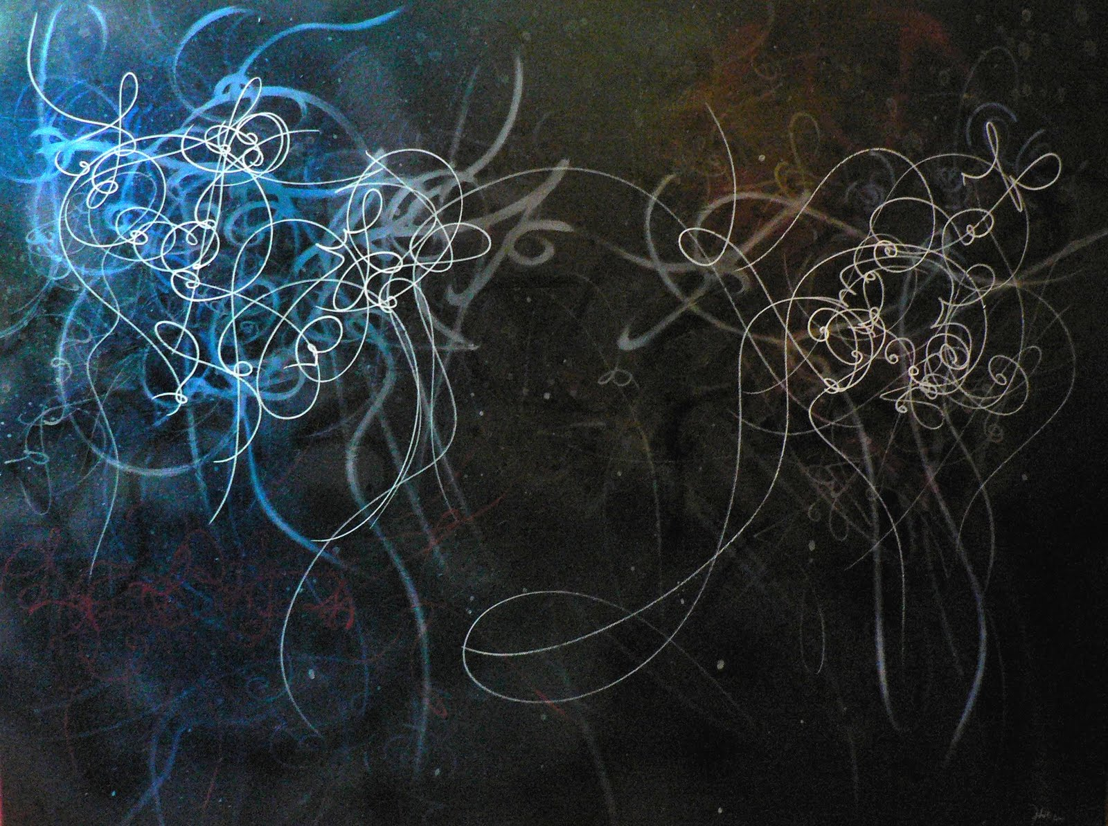 The New Post Literate A Gallery Of Asemic Writing