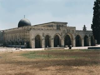 Masjid Al Aqsa, Jerusalem, Israel (Palestine)