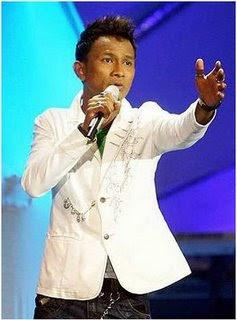 Gambar Black Penyanyi Malaysia