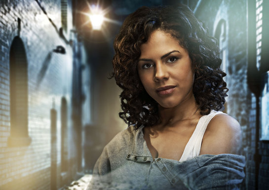 "Lenora Crichlow plays Annie in the U.K. version of ""Being Human"""