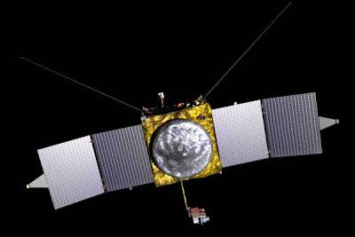 MAVEN Mars Mission
