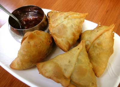Rs.10,000 for Four Samosas!