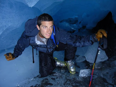 Bear Grylls injured in Antarctica