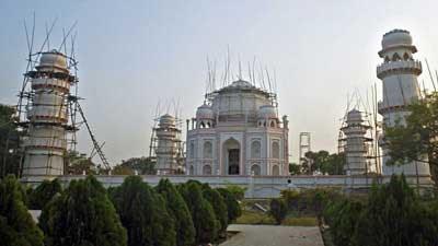 Fake Taj Mahal