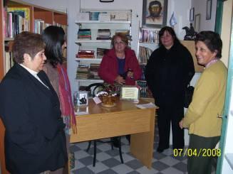 FEMEBIP  nos visita  ¡muchas gracias!.....el 14/8/2008