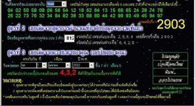 thai lottery tips thai lottery tips its a thailand lottery that