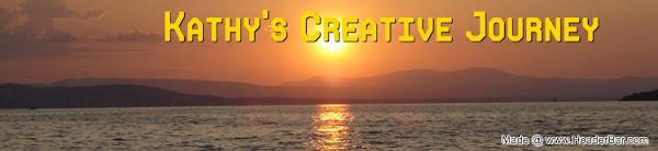Kathy's Creative Journey
