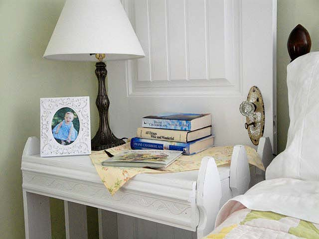 Door Amp Picket Fence Nightstand I Quot Picked It Quot From The