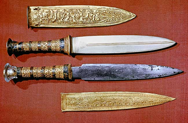 Hittites Weapons And Tools Egyptian weapons or tools