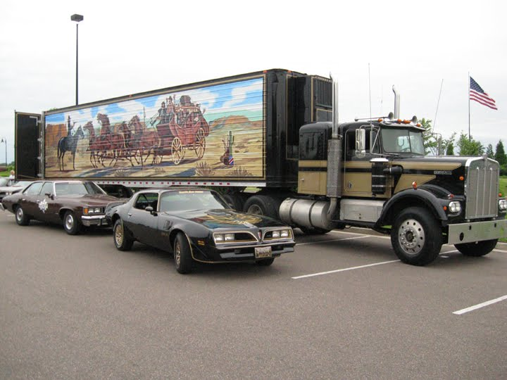 smokey and the bandit toys
