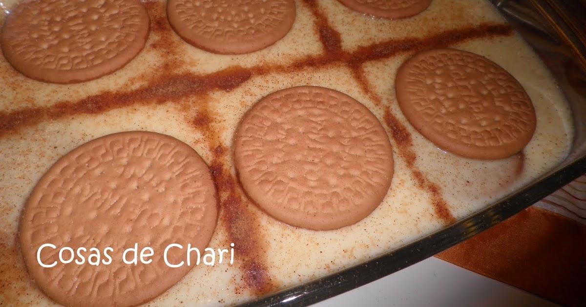 Cosas de chari natillas en thermomix Cosas para cocinar