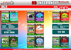 Brosur CD Interaktif