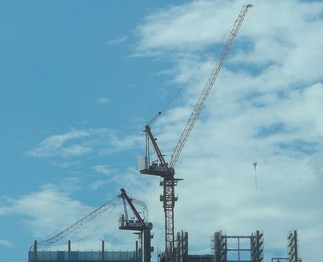 Singapore Crane Accident Picture on Tower Crane Accidents  December 2010