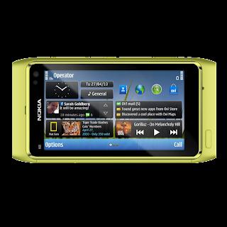 Nokia N8 Green preorder