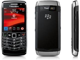 blackberry pearl 3g deal vodafone