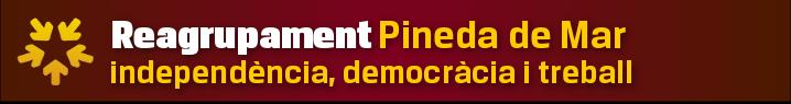 Reagrupament de Pineda (Maresme)