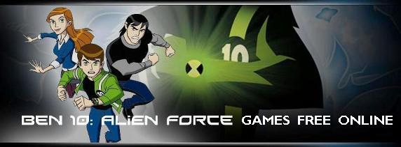 Ben 10 Alien Force - Games Free Online