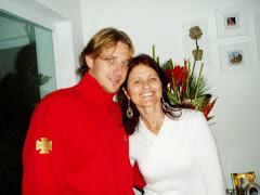 ROSANE E DEYVIS, FILHO DE ZENAIDE