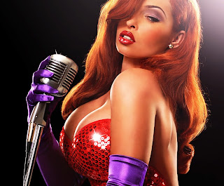 Real jessica rabbit look alike galleries 578