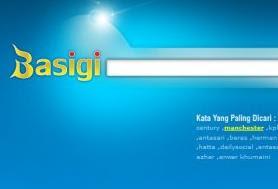 basigi mesin pencari indonesia pertama