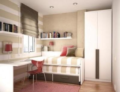 Design Kamar Kost Keren dengan Biaya murah