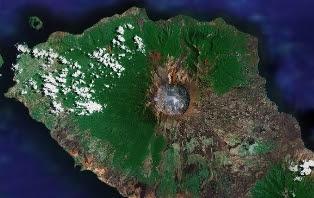 Melihat Dahsyatnya Letusan Gunung Tambora [ www.BlogApaAja.com ]