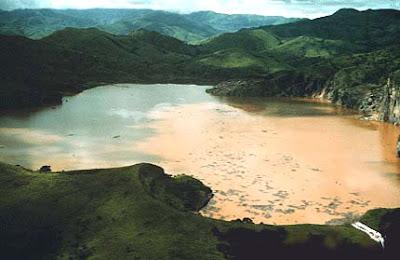 Danau Paling berbahaya