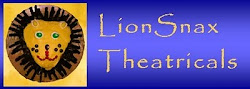 ~ ~ ~ ~ The LionSnax Logo Cake