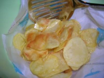 La cucina di alice patatine fritte fatte in casa - La cucina di alice ...