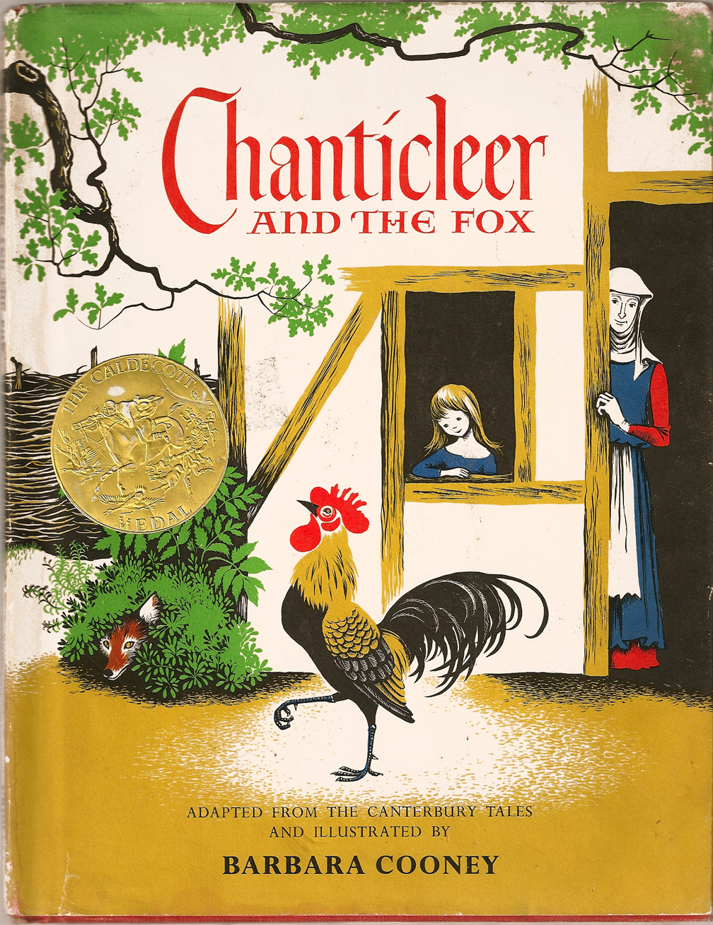 The art of children 39 s picture books good book cover design for The chanticleer