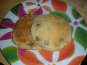 """Buttermilk"" Blueberry Pancakes"
