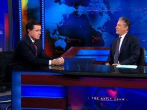 Rally to Restore Sanity/Fear: Stewart & Colbert Rock in DC