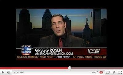 Gregg Rosen to Appear on Jobless Talk Friday February 11th