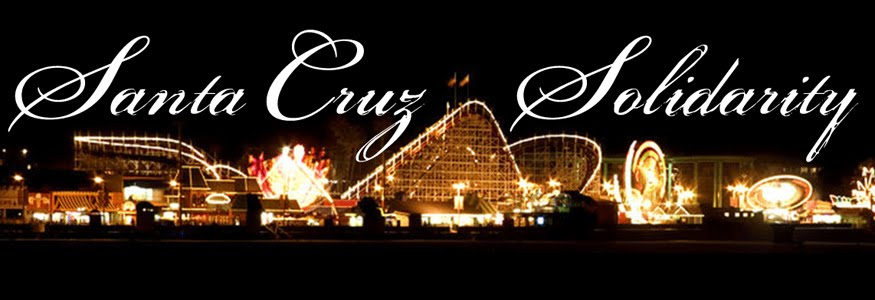 Santa Cruz Solidarity
