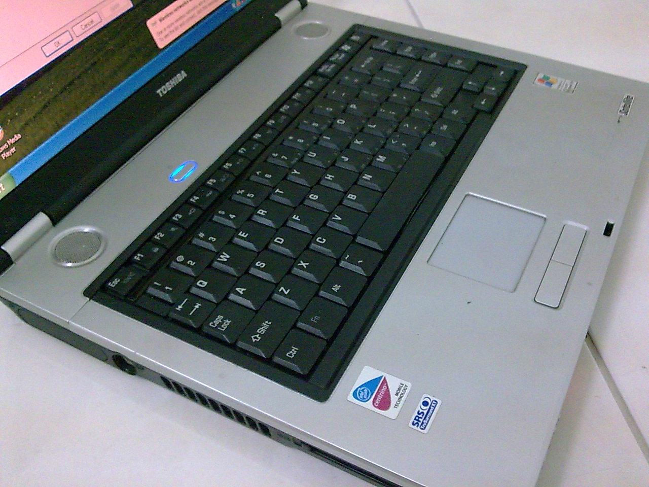 Laptop untuk di jual klang