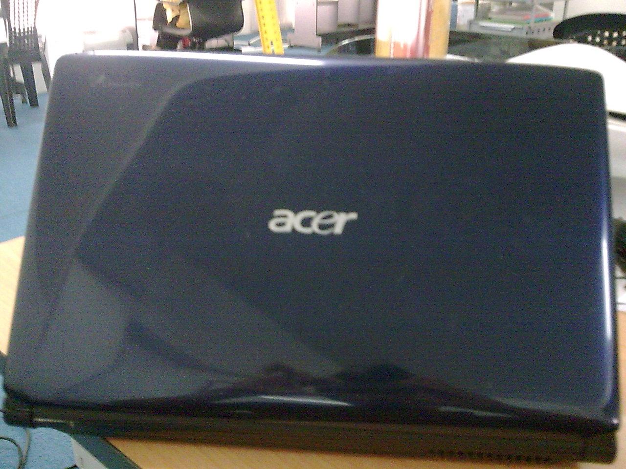 laptop murah, laptop terpakai untuk di jual Acer Aspire 4736