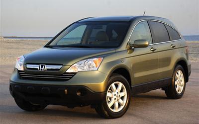 Honda Cars : Road Test: 2009 Honda CR V EX L | 2013 New Honda Car Reviews