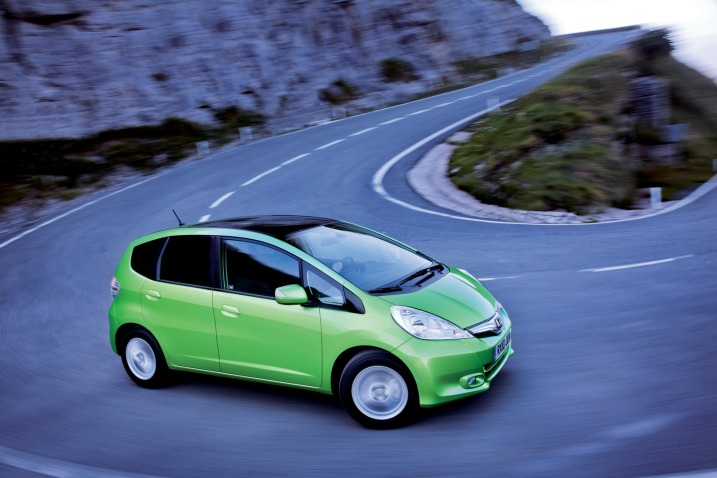 Inside Line: 2012 Honda Fit