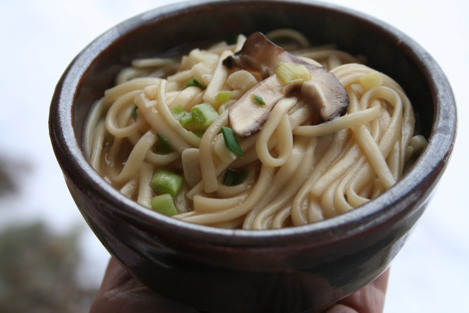 Tom Kha Udon Soup With Mushrooms Recipes — Dishmaps